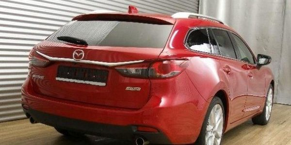 2526-Mazda 6 Kombi 2.0-4