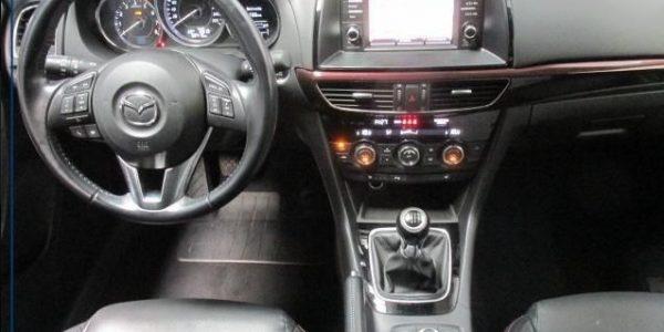 2526-Mazda 6 Kombi 2.0-6