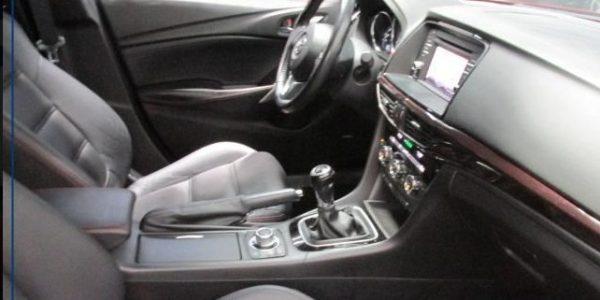2526-Mazda 6 Kombi 2.0-9