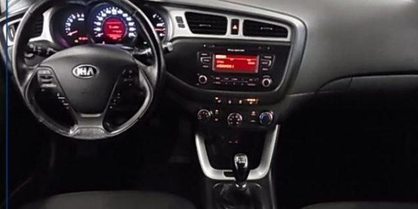 2611-Kia cee'd Sportswagon 1.6 CRDI-5