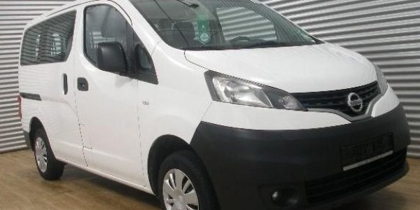 3213-Nissan NV200 1.5 DCI-3